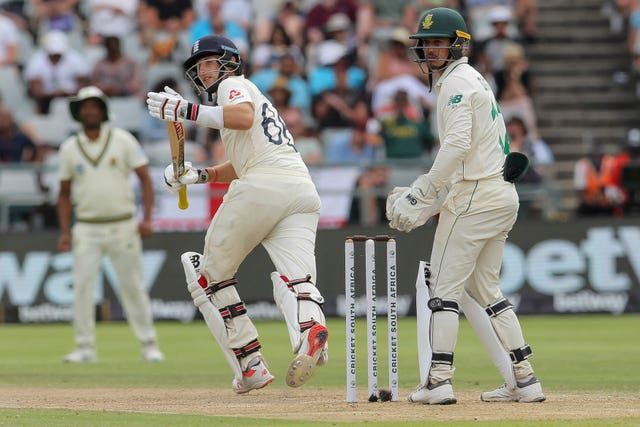 England batted themselves into a strong position on day three