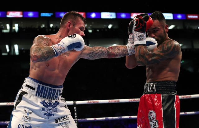 O2 Arena Boxing – London