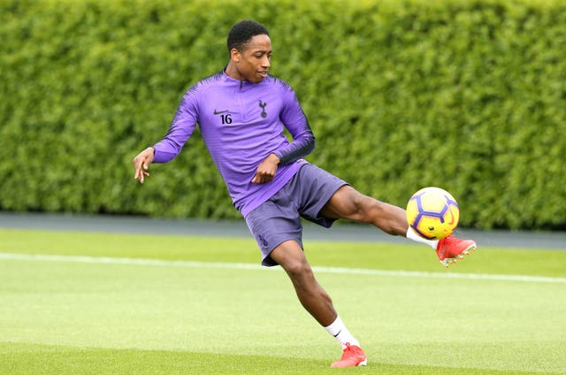 Tottenham's Kyle Walker-Peters could be sent out on loan