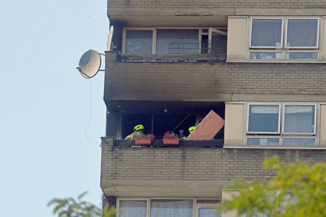 Residents have hit out at the apparent lack of safety changes since the Grenfell Tower fire