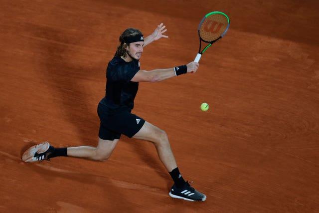 Stefanos Tsitsipas pushed Novak Djokovic all the way at Roland Garros