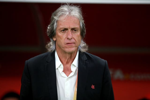 Jorge Jesus returned to Benfica during the summer for a second spell in charge (Adam Davy/PA).