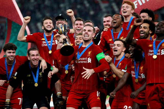 Liverpool won a trophy they have never lifted before