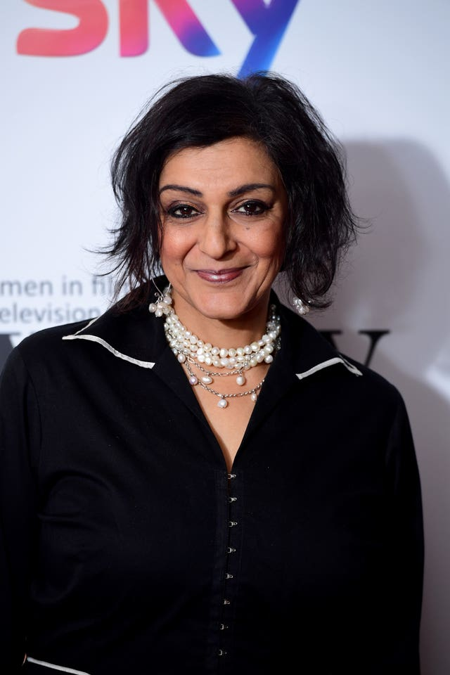 Meera Syal attending the Women in Film and TV Awards 2019 at the Hilton, Park Lane, London