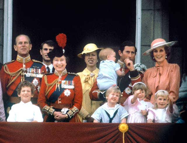 Trooping the Colour 1985