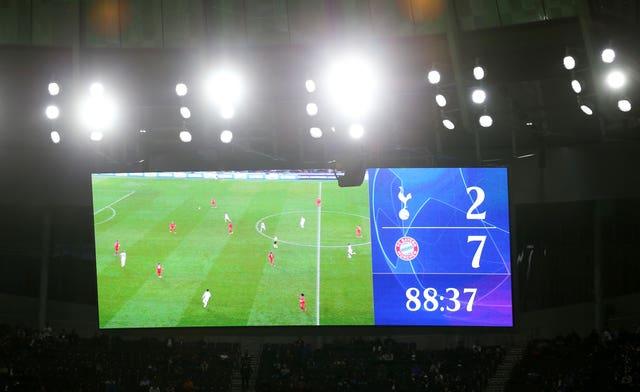 Jose Mourinho has a chance to settle Tottenham 's score with Bayern Munich
