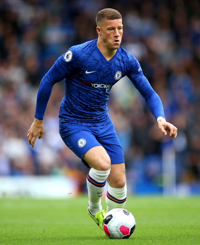 Like Christian Pulisic, Ross Barkley was not involved against Lille