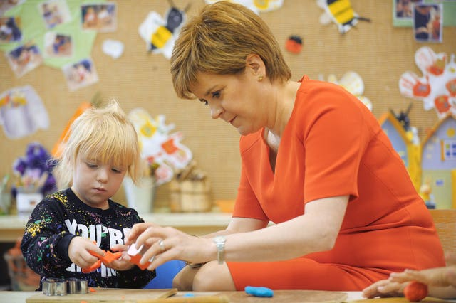 Fall In Childcare Provision Puts