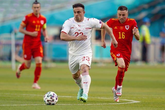 Wales v Switzerland – UEFA Euro 2020 – Group A – Baku Olympic Stadium