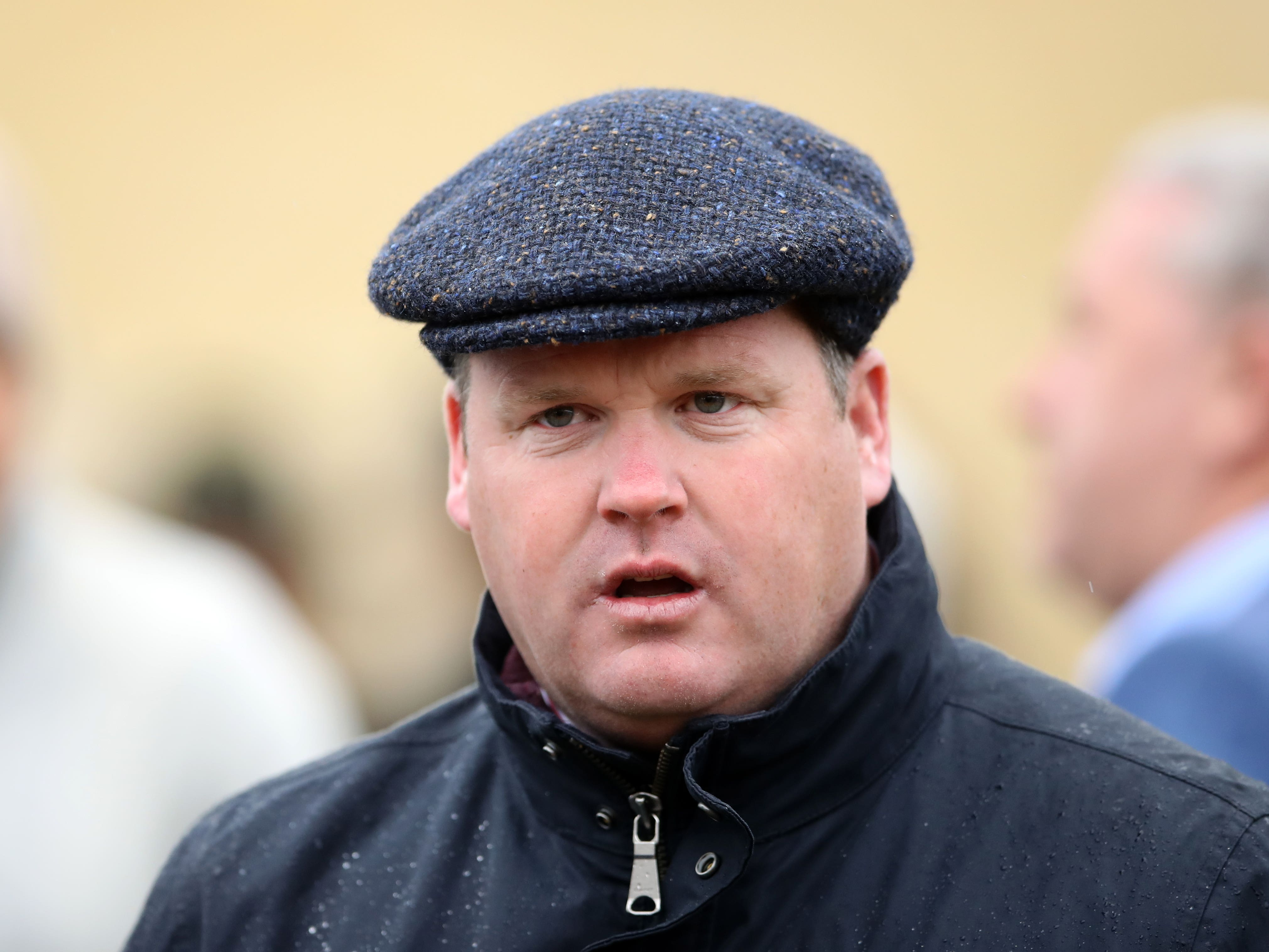 Trainer Gordon Elliott (Tim Goode/PA)