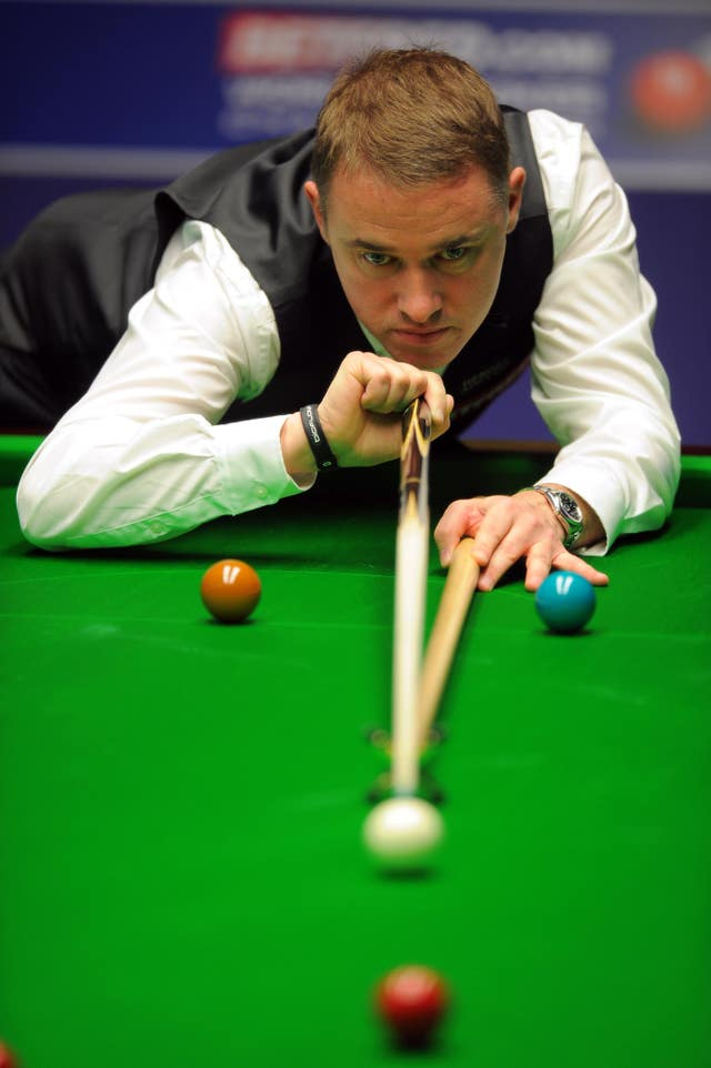Cahill's former uncle Stephen Hendry has not taken any interest in his career