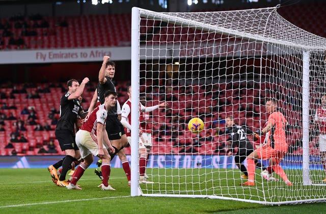 Arsenal v Burnley – Premier League – Emirates Stadium