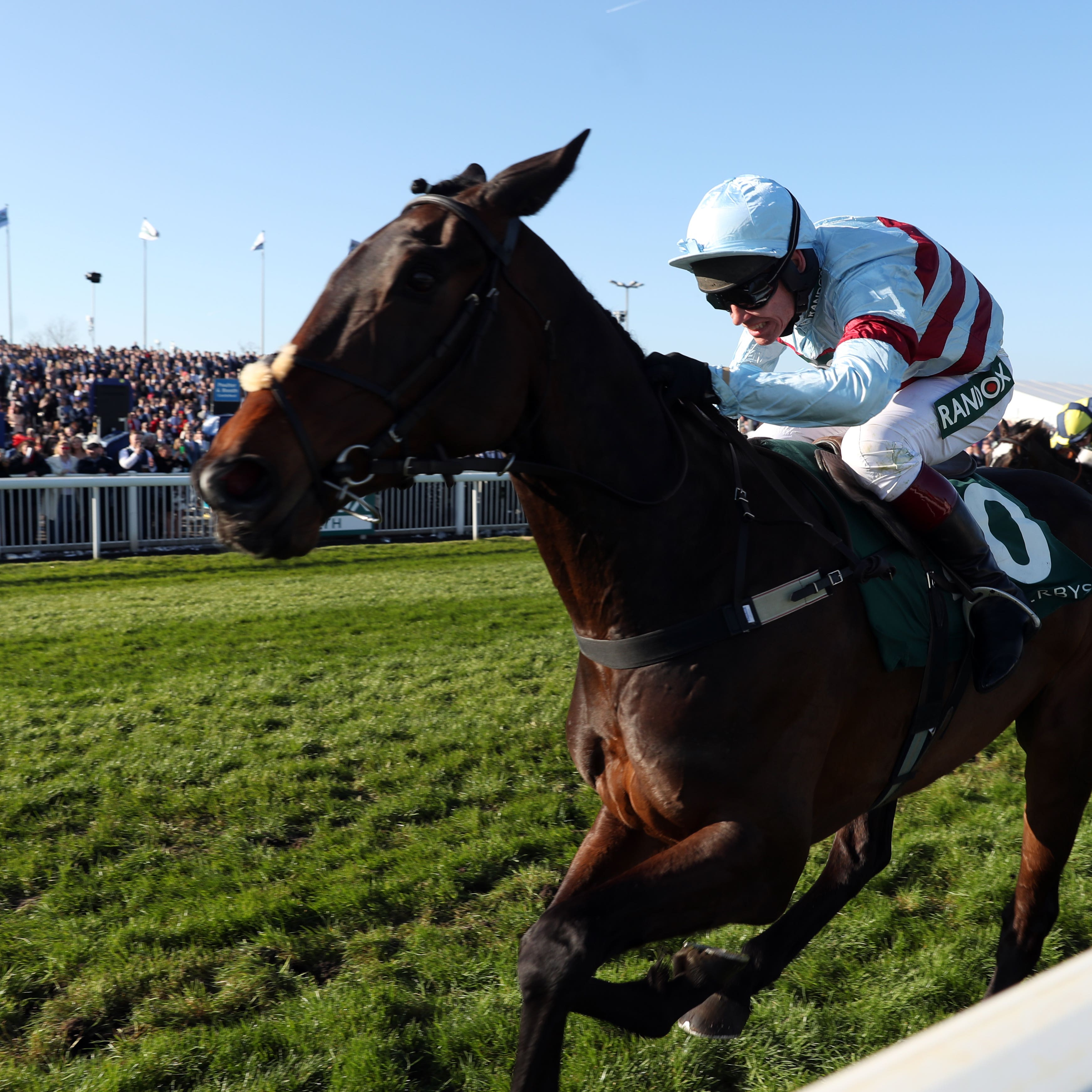 Lalor will bid to win at Aintree for the third successive season