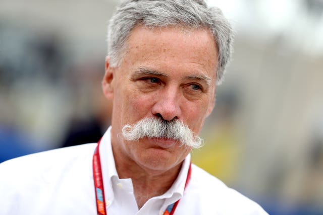 F1 boss Chase Carey is hopeful of staging as many as 18 races this year