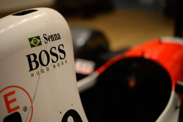 Ayrton Senna racing cars sale