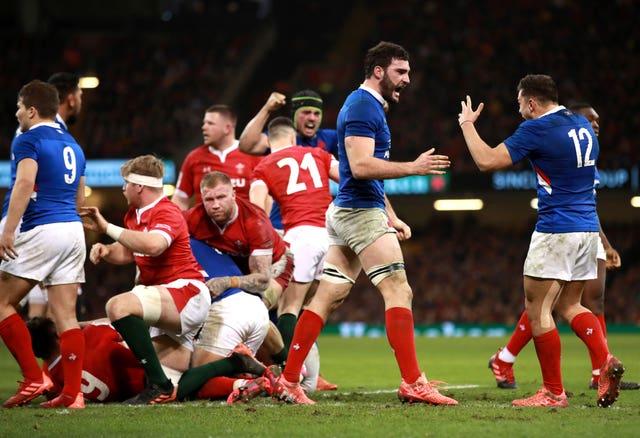 Wales v France – Guinness Six Nations – Principality Stadium
