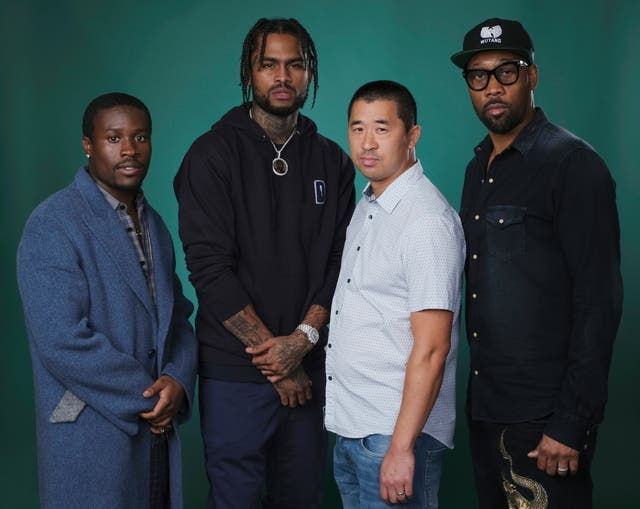 "2019 Summer TCA – ""Wu-Tang: An American Saga"" Portrait Session"
