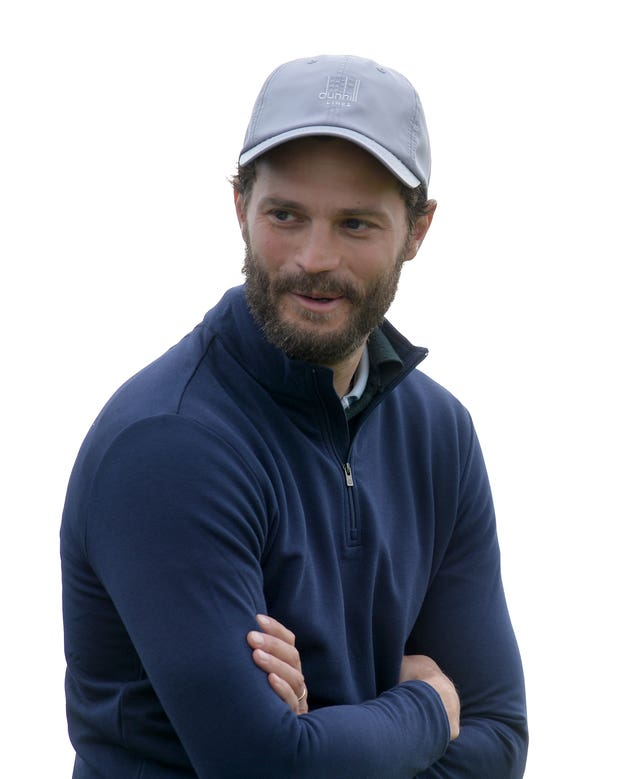 Jamie Dornan is in the running for worst actor (Mark Runnacles/PA)