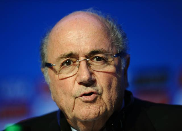 Sepp Blatter was in charge of FIFA for 17 years
