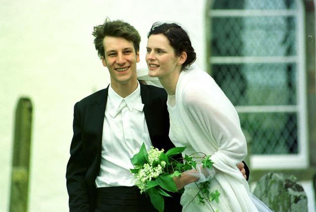 Wedding/Stella Tennant