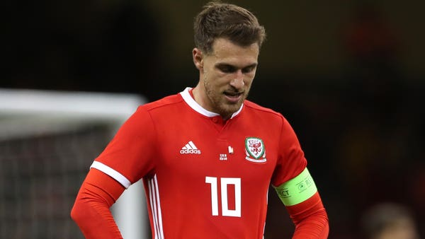 Wales hope to have Aaron Ramsey back for Croatia game