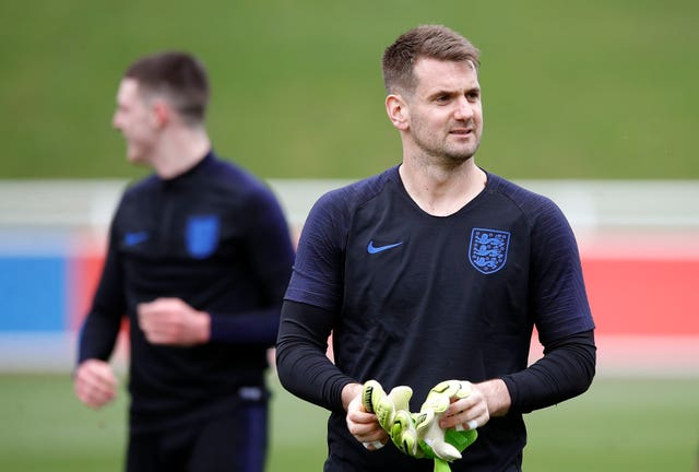 Heaton is pleased to be back in the England fold