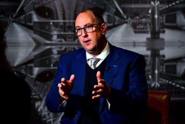 BHA chief executive Nick Rust says the return of racing is