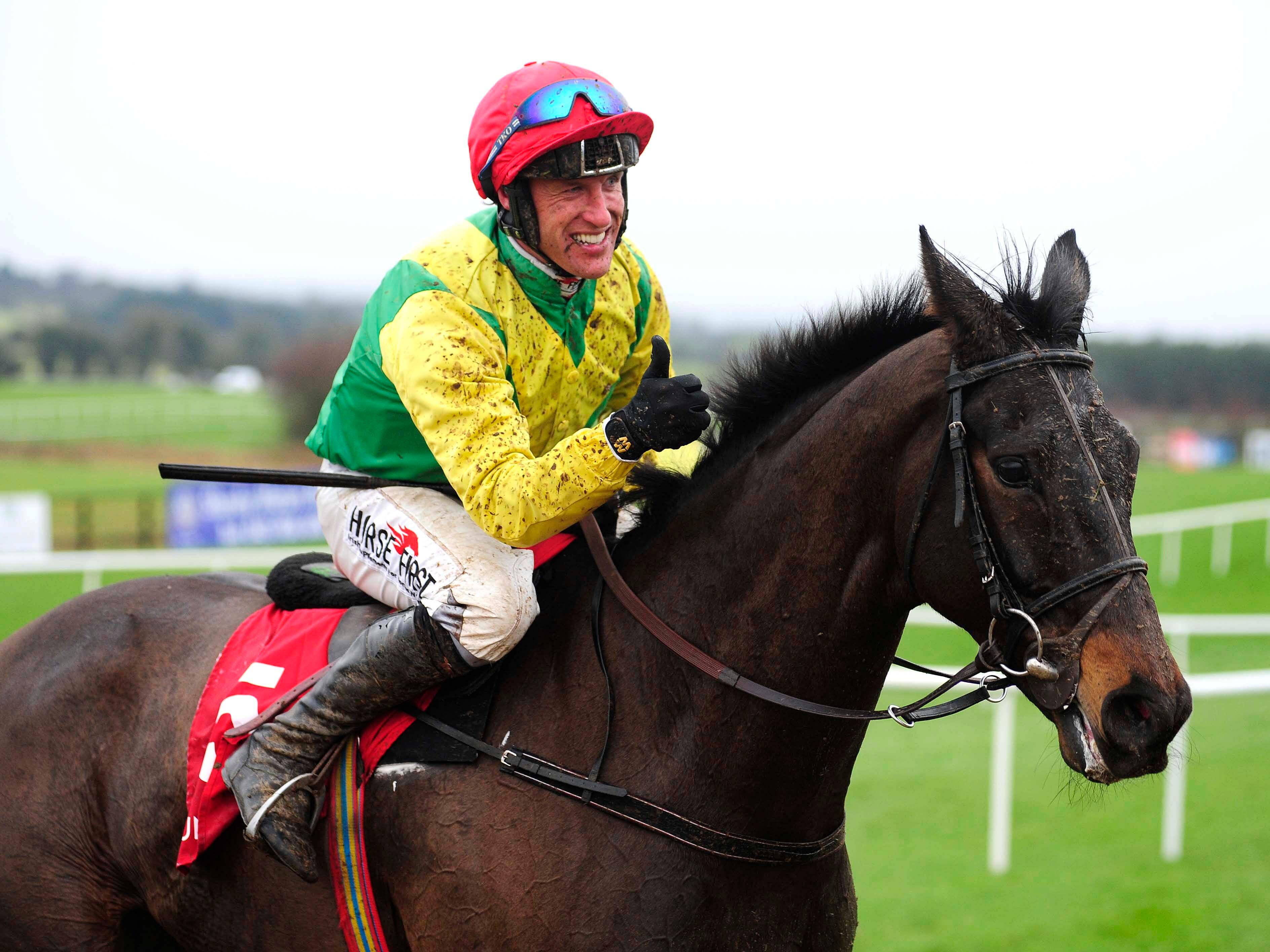 Sizing John following his victory in the John Durkan Memorial Punchestown Chase last season (PA)