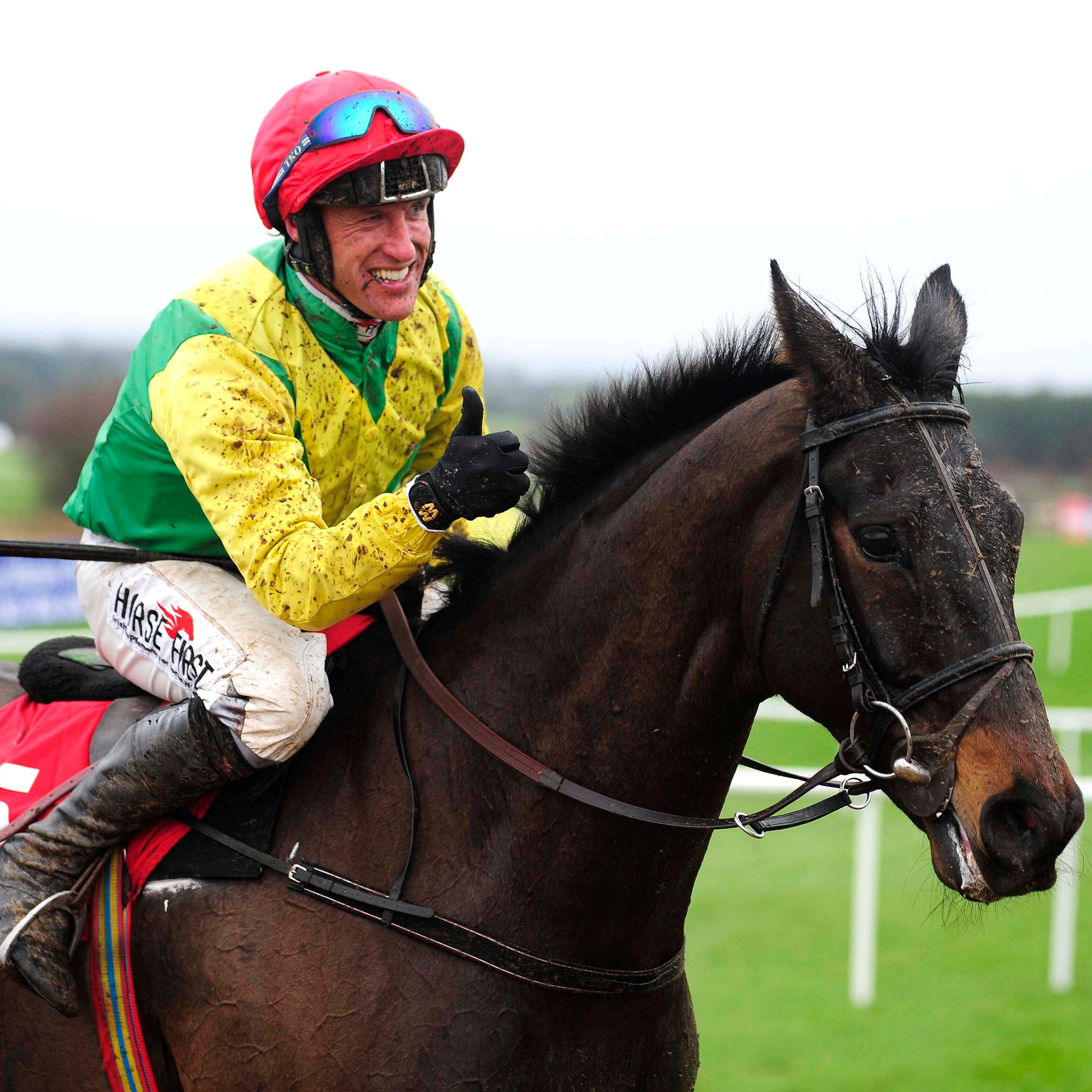 Sizing John following his victory in the John Durkan Memorial Punchestown Chase last season