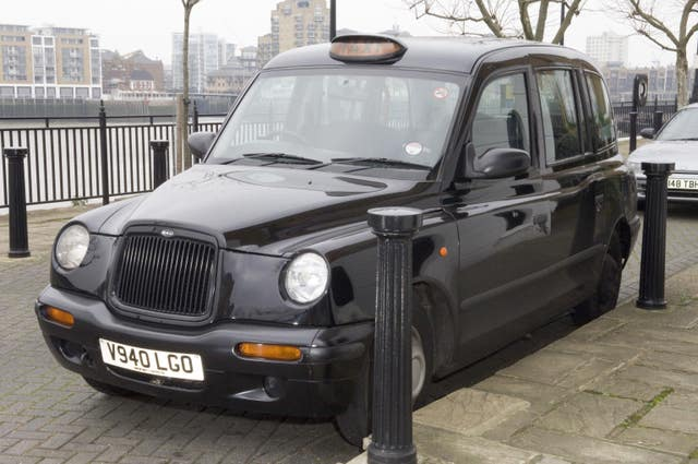The black cab of John Worboys