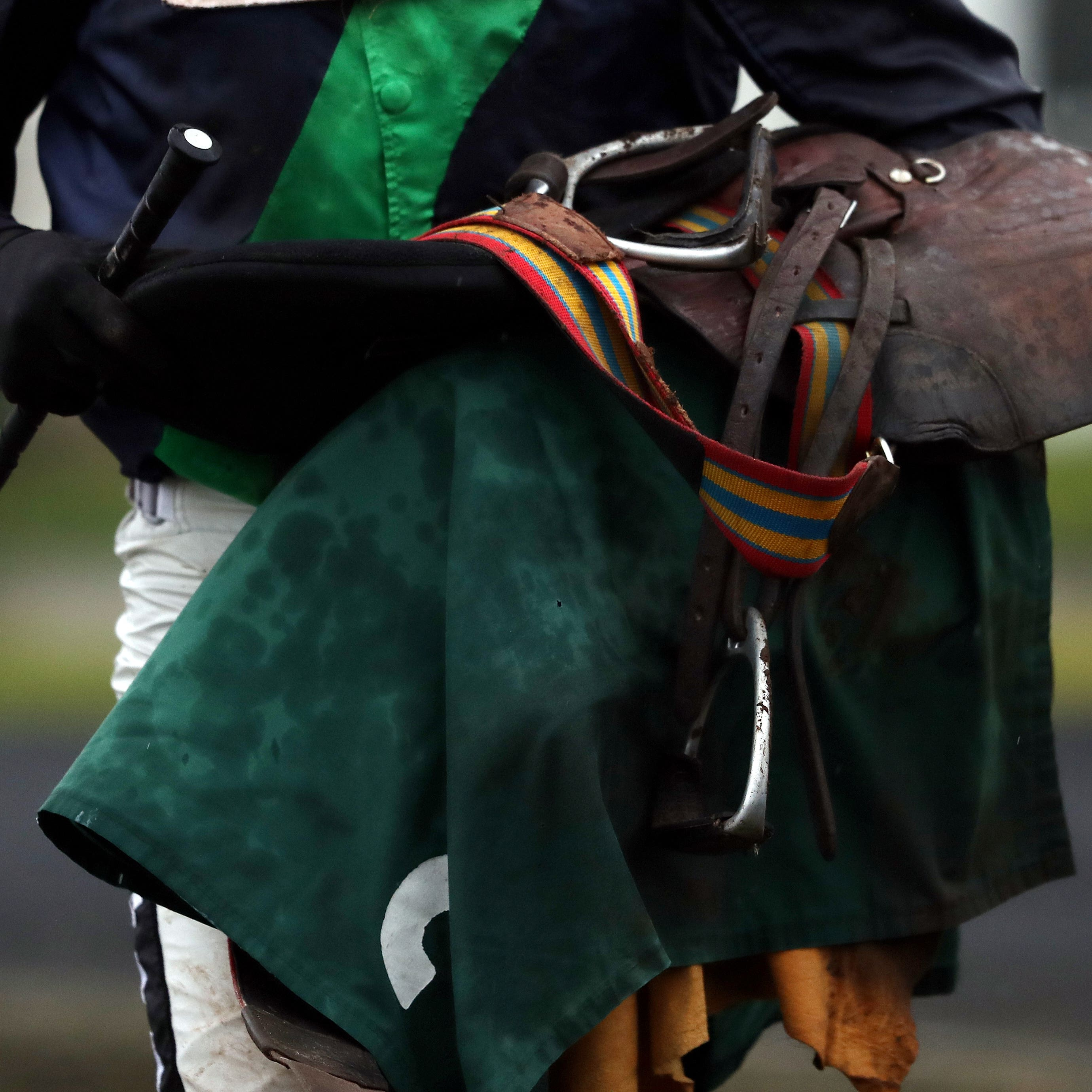 Jockeys valets have been hit hard by the shutdown