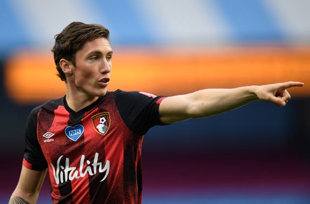 Harry Wilson spent last season at Bournemouth