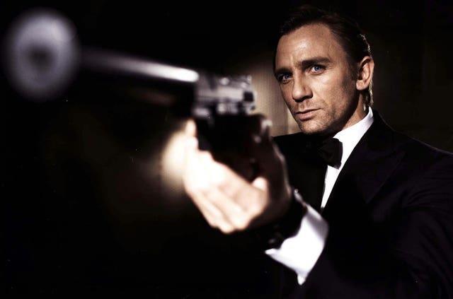 New James Bond film