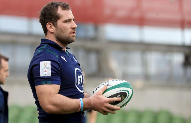 Scotland Captain's Run – Aviva Stadium