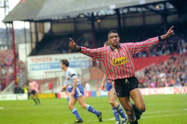 Souness signed former Sheffield United striker Brian Deane