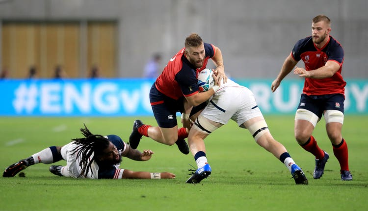 Daly and England have impressed so far