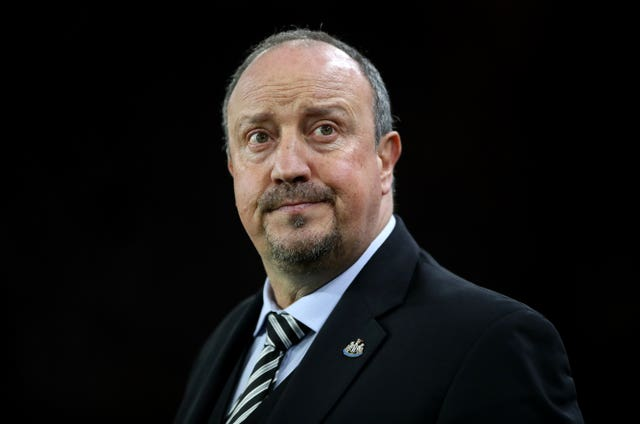 Rafael Benitez File Photo