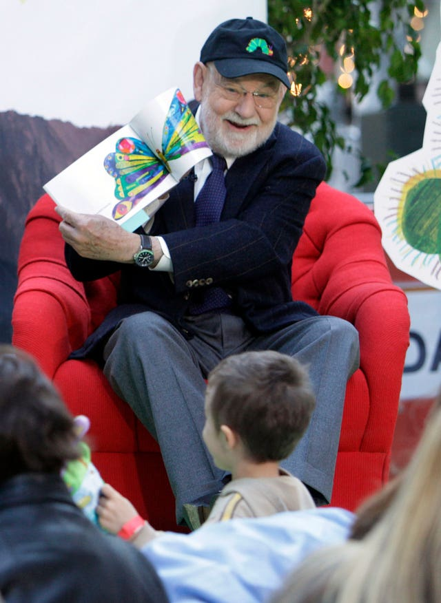 The Very Hungry Caterpillar author Eric Carle dies aged 91, 2.60031815%, daily-dad, 2-3, 0-1%