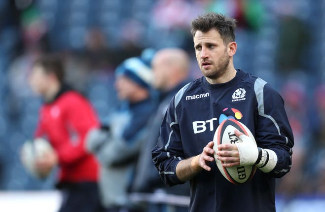 Seymour is confident Scotland can fare better against France this weekend