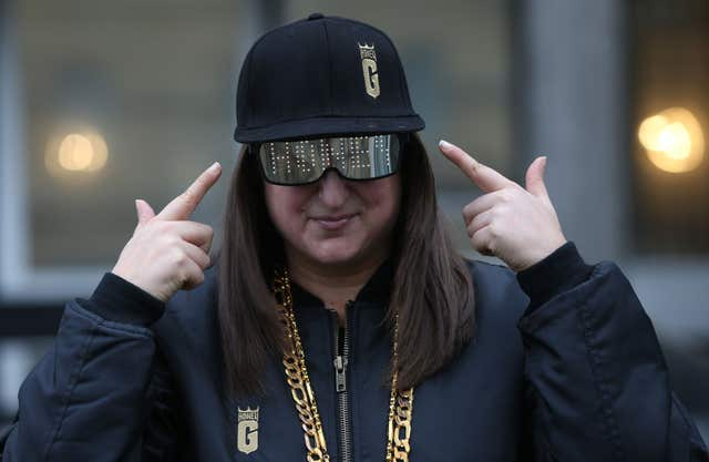 Honey G merchandise range launch