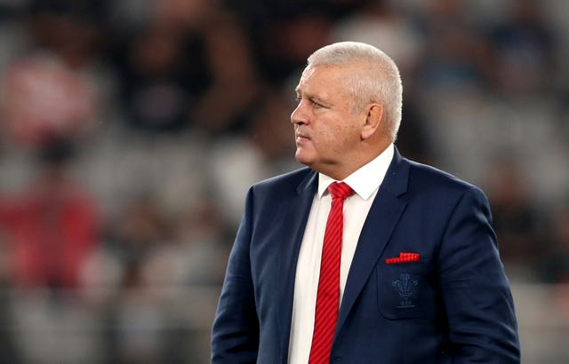 Warren Gatland coach add another assistant to his coaching team at a later date