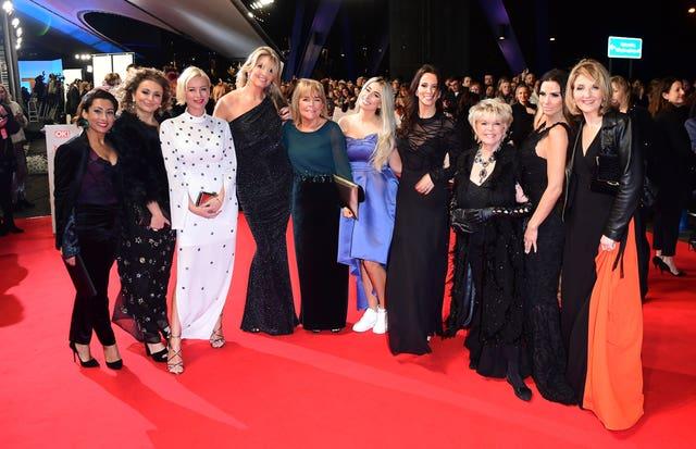 National Television Awards 2018