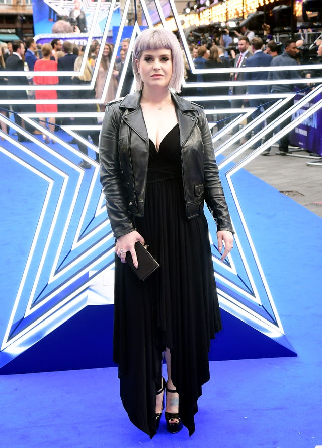 Kelly Osbourne at the Rocketman UK Premiere – London
