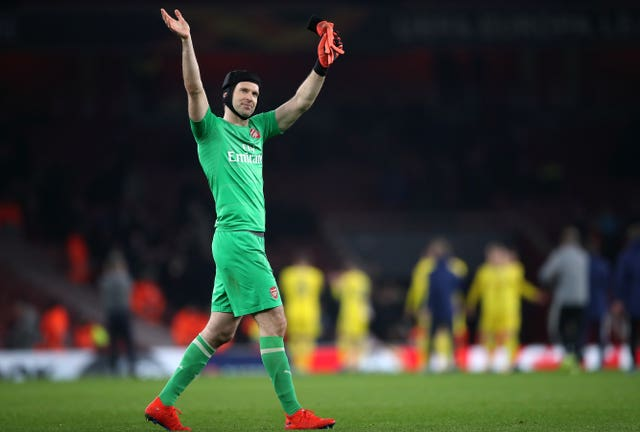 Arsenal goalkeeper Petr Cech  is retiring at the end of the season