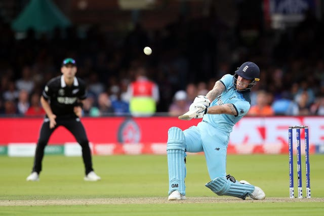 Ben Stokes was also England's hero in the World Cup final earlier this summer