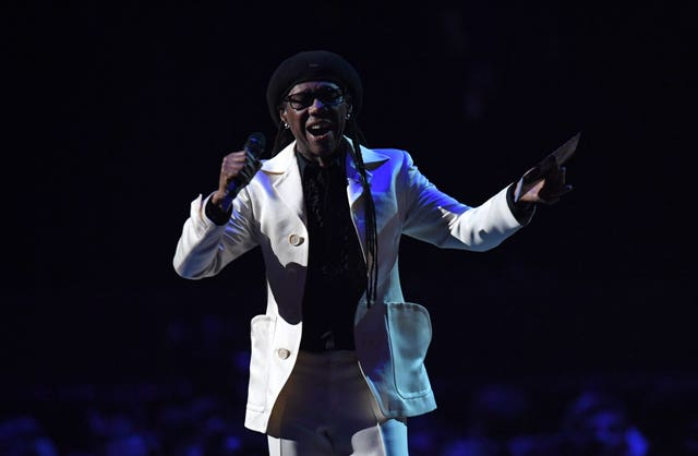 Nile Rodgers (Victoria Jones/PA Wire)
