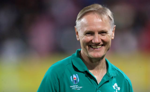 Joe Schmidt was pleased to see Ireland bounce back from defeat to Japan