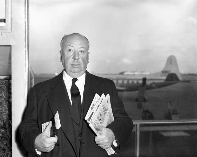 Film – Alfred Hitchcock – London