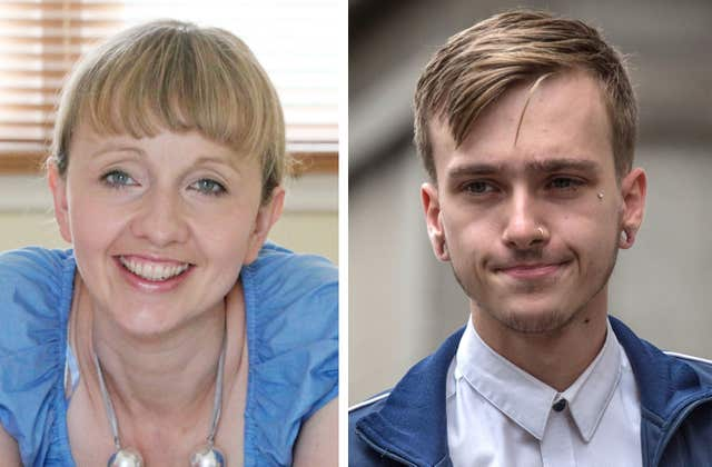 Kim Briggs died after being hit by Charlie Alliston (Metropolitan Police/Lauren Hurley/PA)