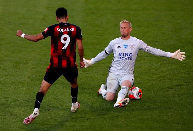 AFC Bournemouth v Leicester City – Premier League – Vitality Stadium